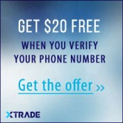 XTrade Broker – First Trade Risk Free up to 120$!