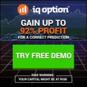 IQ Option – Best Binary Options Broker (IAIR Awards)!