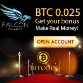 Falcon Finance Broker Review – Invest in Bitcoins and withdraw profit in Bitcoins or USD