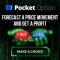 PocketOption U.S. Trading Platform - 50$ Binary Options No Deposit Bonus